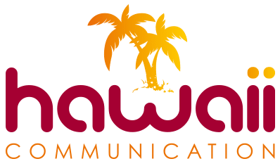 Hawaii Communication Oasis Logo Png